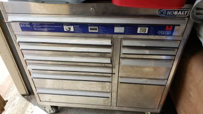 Cobalt 11 Drawer Tool Box