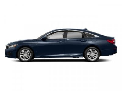 2018 Honda ACCORD SEDAN LX 1.5T (Obsidian Blue Pearl)