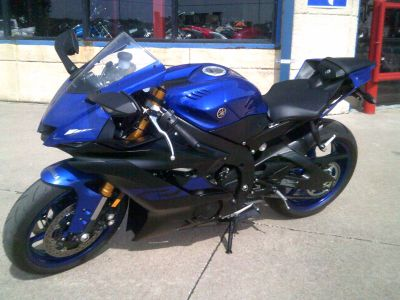 2019 Yamaha YZF-R6 Supersport Burleson, TX