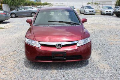 2006 Honda Civic LX (Maroon)