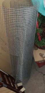Roll of hardware cloth