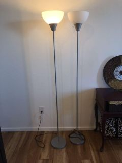 Lamps - set of 2