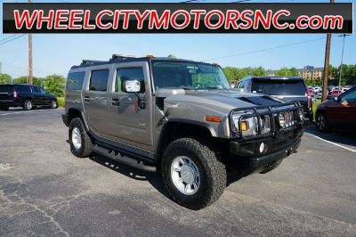 2003 HUMMER H2 Base (Pewter Metallic)