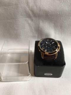 Fossil Grant Chronograph Watch FS5068