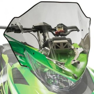 Sell Arctic Cat Mid Windshield Clear Tinted with Green 2012-2017 ZR F XF M - 7639-369 motorcycle in Sauk Centre, Minnesota, United States, for US $107.99