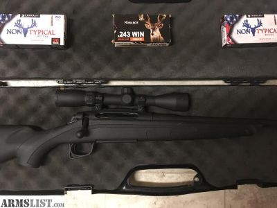 For Sale/Trade: Remington 770 .243 compact