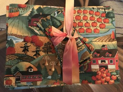 Set of 6 cloth placemats