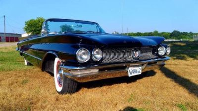 ***Arizona rides** 1960 Buick Invicta Convertible ***