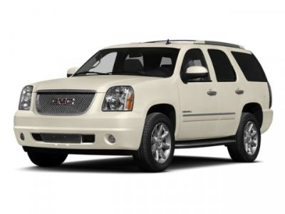 2014 GMC Yukon Denali (White Diamond Tricoat)