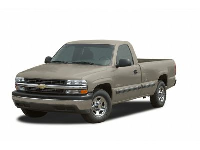 2002 Chevrolet Silverado 1500 Base (Onyx Black)