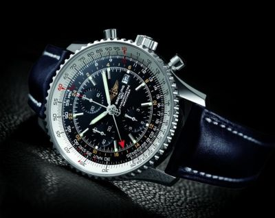Breitling Navitimer World Watch-Authentic, Brand New