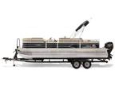 2019 Sun Tracker Party Barge 22 RF DLX