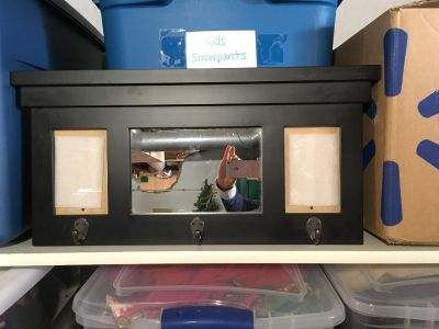 Picture frame/mirror
