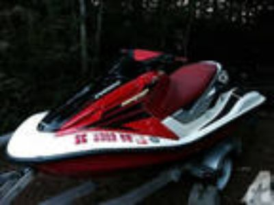 2004 Honda Aquatrax R-12x Turbo Jet Ski W/ Low Hours -