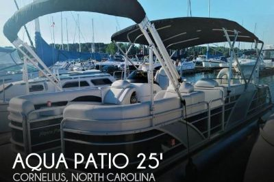 2013 Aqua Patio Godfrey 250 Pontoon