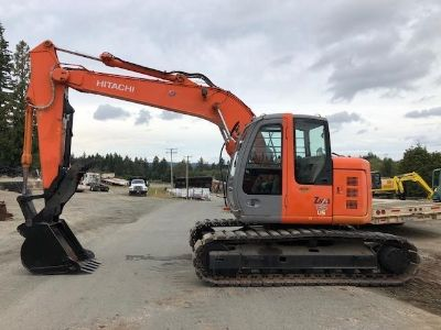2008 HITACHI ZX135US