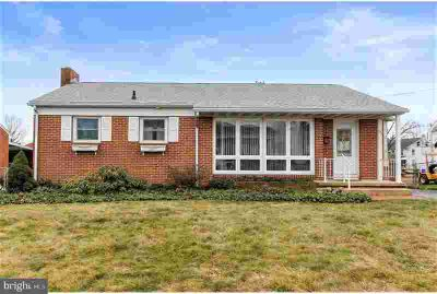 518 Diller Rd Hanover Three BR, real nice brick rancher with wood