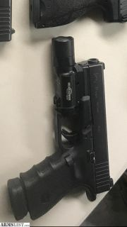 For Sale: Used G19 Gen4 w/extended controls