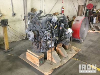 2014 (unverified) Paccar MX-13 Diesel Engine