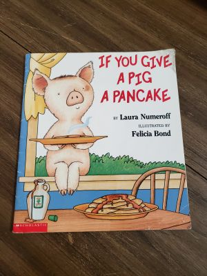 If You Hive A Pig A Pancake