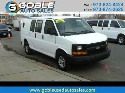 Used 2014 Chevrolet Express 2500 Cargo for sale