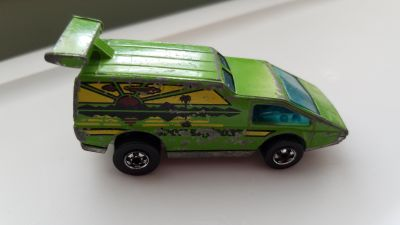 Hot Wheels 1976 Spoiler Sport