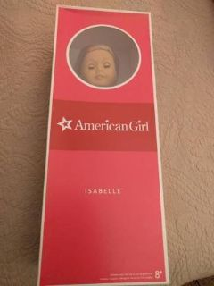 American Girl - Isabelle Doll and Paperback Book