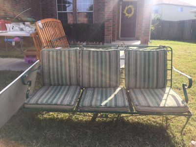 Patio couch