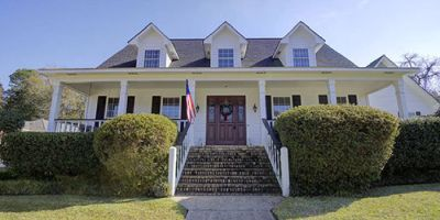 Massive Creole Style Home with In-Ground Pool in Sugar Creek, Mobile!