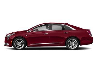 2018 Cadillac XTS 3.6L V6 (Red Horizon Tintcoat)