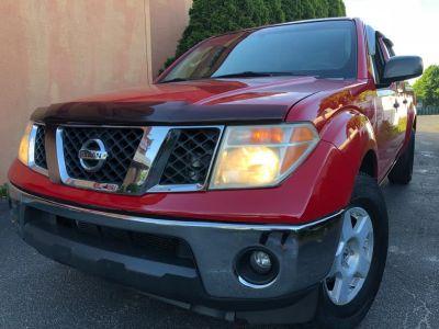 2008 Nissan Frontier SE V6 (Red Alert)