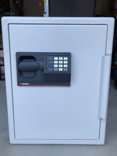 Sentry Safe with Electronic Lock
