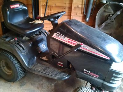 Lawn Tractor / Riding Mower