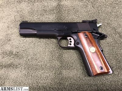 For Sale: Colt 1911 Gold Cup National Match