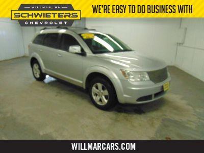 2009 Dodge Journey SXT (bright silver metallic clearcoat)