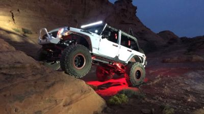 2015 Jeep jk unlimited Rock crawler
