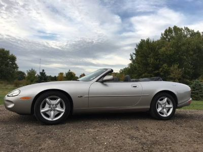 1999 Trade In / Consignment COG 1999 JAGUAR XK8 2 DOOR CONVERTIBLE Sport Golf Carts Elkhorn, WI