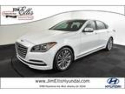 2015 Hyundai Genesis 3.8 Ultimate Package