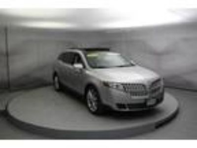 2012 Lincoln MKT Silver, 72K miles