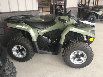$6,299, 2017 Can-Am Outlander DPS 570 Outlander DPS