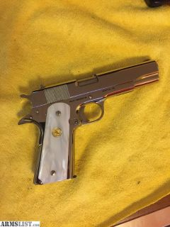 For Sale: 1911 38 Super