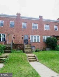 6221 Frederick Rd Catonsville Four BR, All brick townhome in the