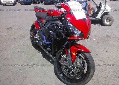 2013 Honda CBR1000