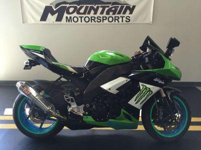 2009 Kawasaki Ninja ZX -10R SuperSport Motorcycles Ontario, CA