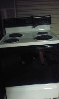 Used stove works awesome