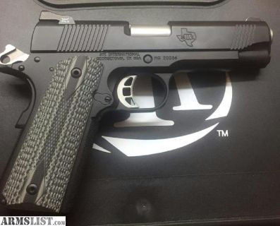 For Sale: STI Lawman 4.0 LNIB 45ACP