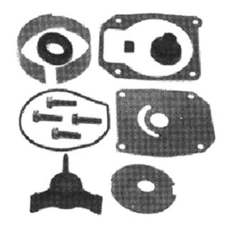 Sell NIB Johnson/Evinrude 40-50 Hp Impeller Repair Kit 1989-Up Marine 433548 motorcycle in Hollywood, Florida, United States, for US $50.45