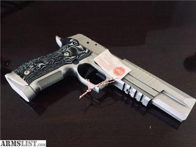 For Sale: SIG X-SIX X6 SUPERMATCH NIB 9mm