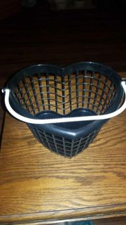 Heart small basket