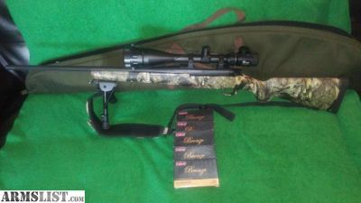 For Sale: 308 bolt action